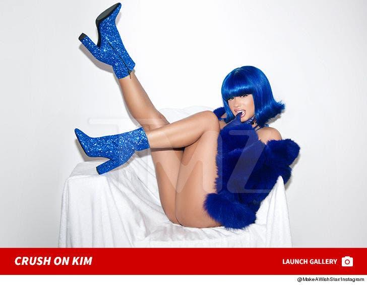 Dream Doll Crush On Lil' Kim