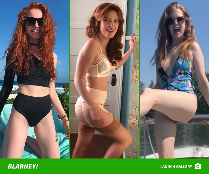 Hottest Celebrity Redheads