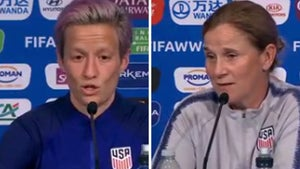 Team USA Coach On Megan Rapinoe, 'We All Support Her'