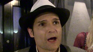 Corey Feldman Detained At Airport For Carrying Taser