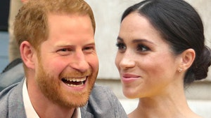 Harry and Meghan's First Outing in Los Angeles, Feeding The Needy