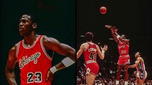 Michael Jordan Rare Bulls Rookie Jersey Hits Auction Block, Could Fetch $500k