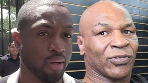 Dwyane Wade 'Appreciated' Mike Tyson Defending His Family During Boosie Interview