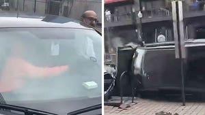 Uber Driver Killed On Video After Teenage Girls Carjack and Crash Vehicle