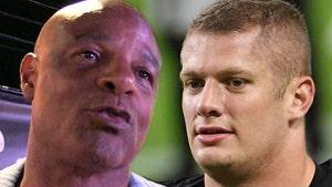 NFL's Warren Moon Had 'Several' Gay Teammates, 'Never Comfortable Enough To Go Public'