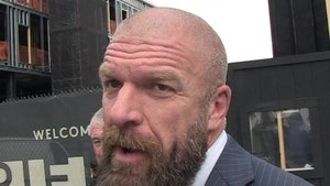Triple H Has Surgery After Cardiac Event, Expected To Make Full Recovery