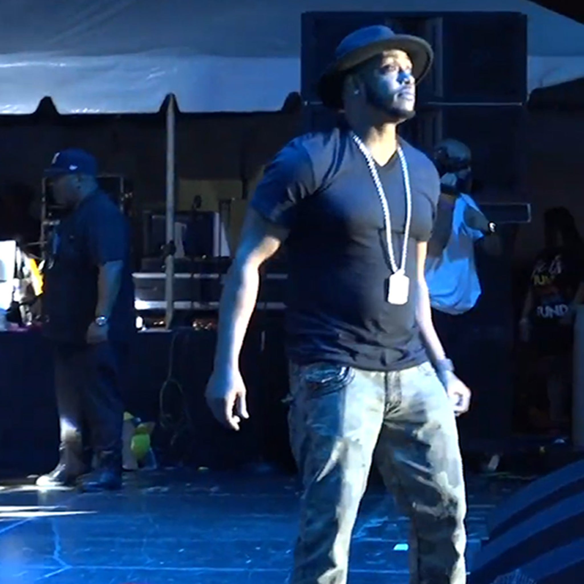 Mystikal Returns to Stage For 1st Big Performance Since