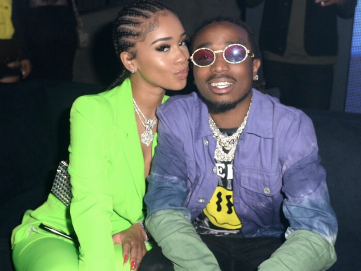 Quavo and Saweetie -- Happier Times