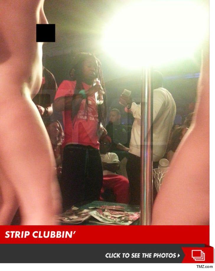 Lil Wayne -- Strip Clubbin'