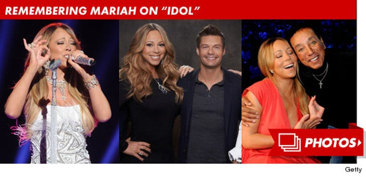 "Remembering Mariah On ""American Idol"""