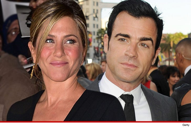 Jennifer Aniston And Justin Theroux Wedding.Jennifer Aniston Justin Theroux Wedding A Little Chill A Little