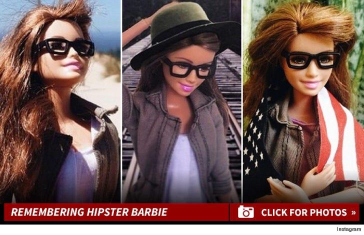 SocalityBarbie -- Instagram's Hipster Barbie
