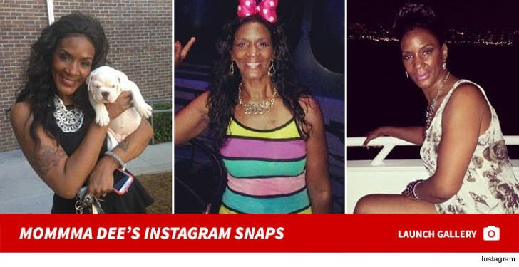 Momma Dee's Instagram Photos