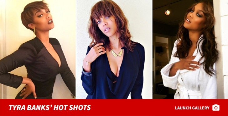 Tyra Banks' Hot Shots