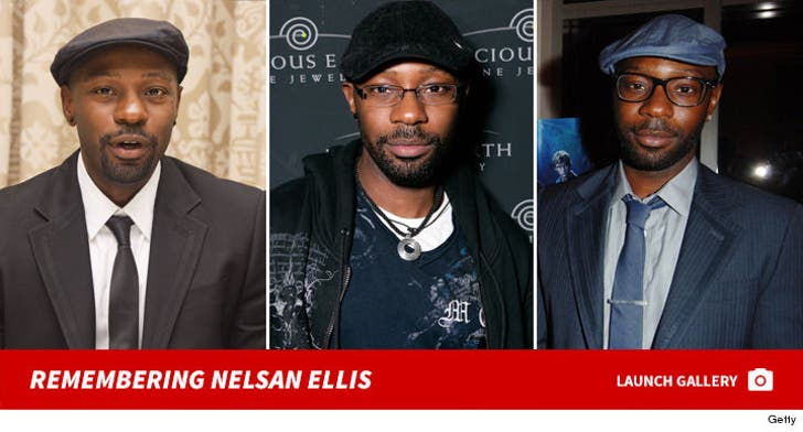 Remembering Nelsan Ellis