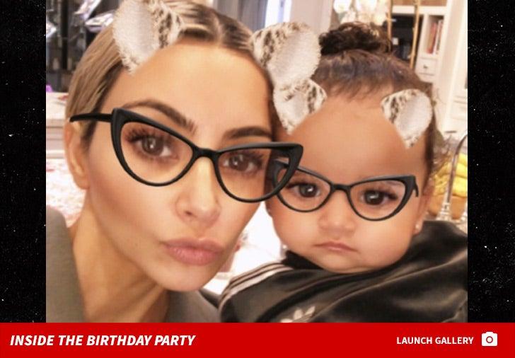 Dream Kardashian's Birthday Party