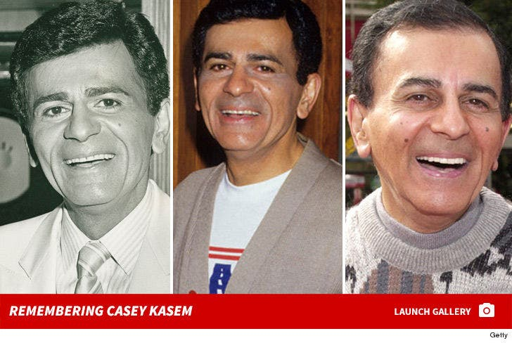 Remembering Casey Kasem