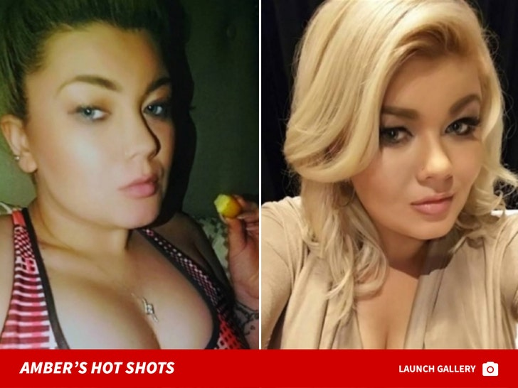 Amber Portwood's Hot Shots