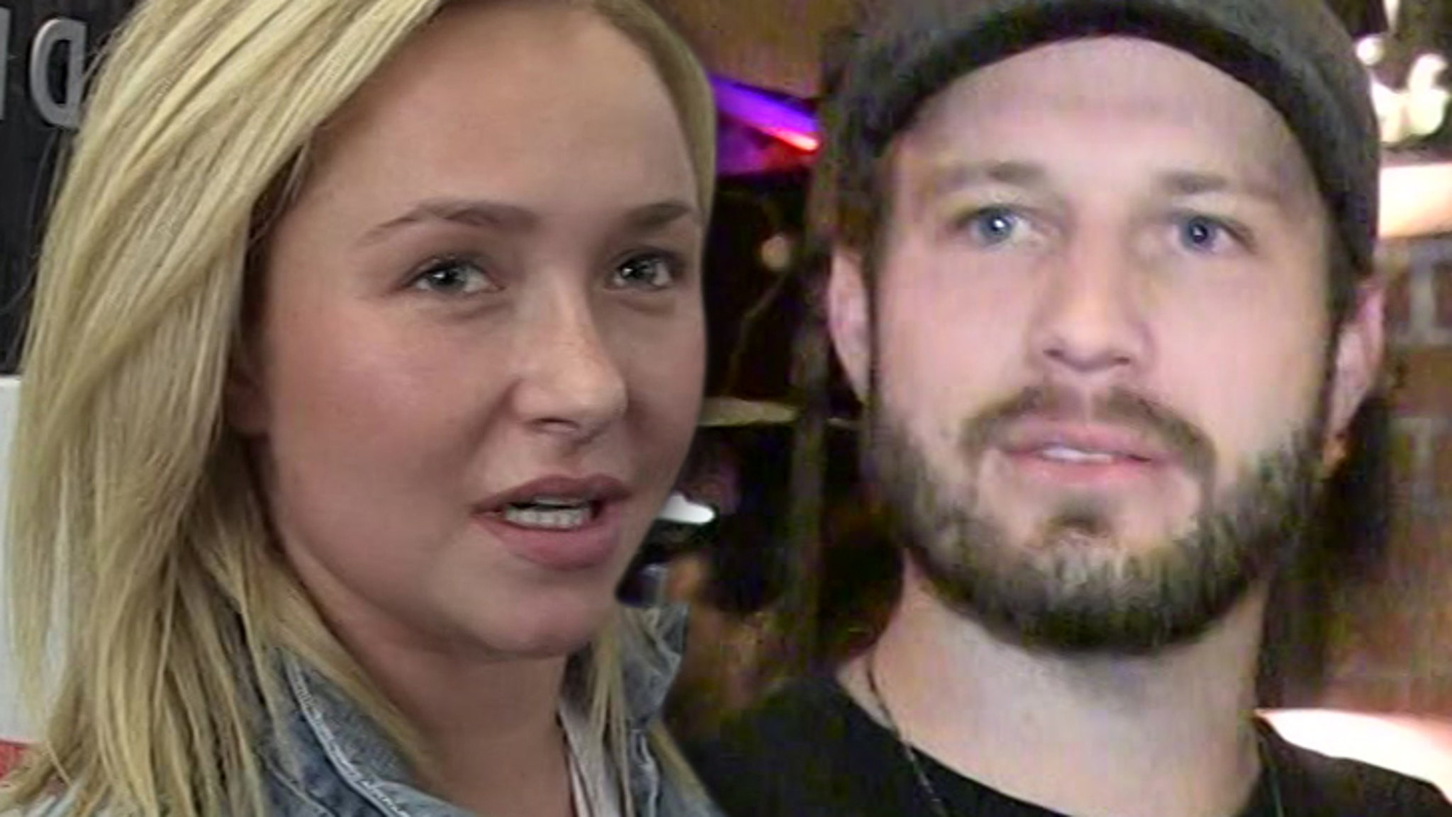 hayden panettiere drunk and frantic according to new