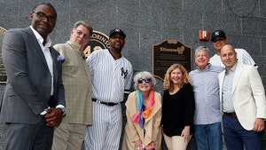 NY Yankees Unveil LGBTQ Plaque In Monument Park, 'We Welcome Everyone'
