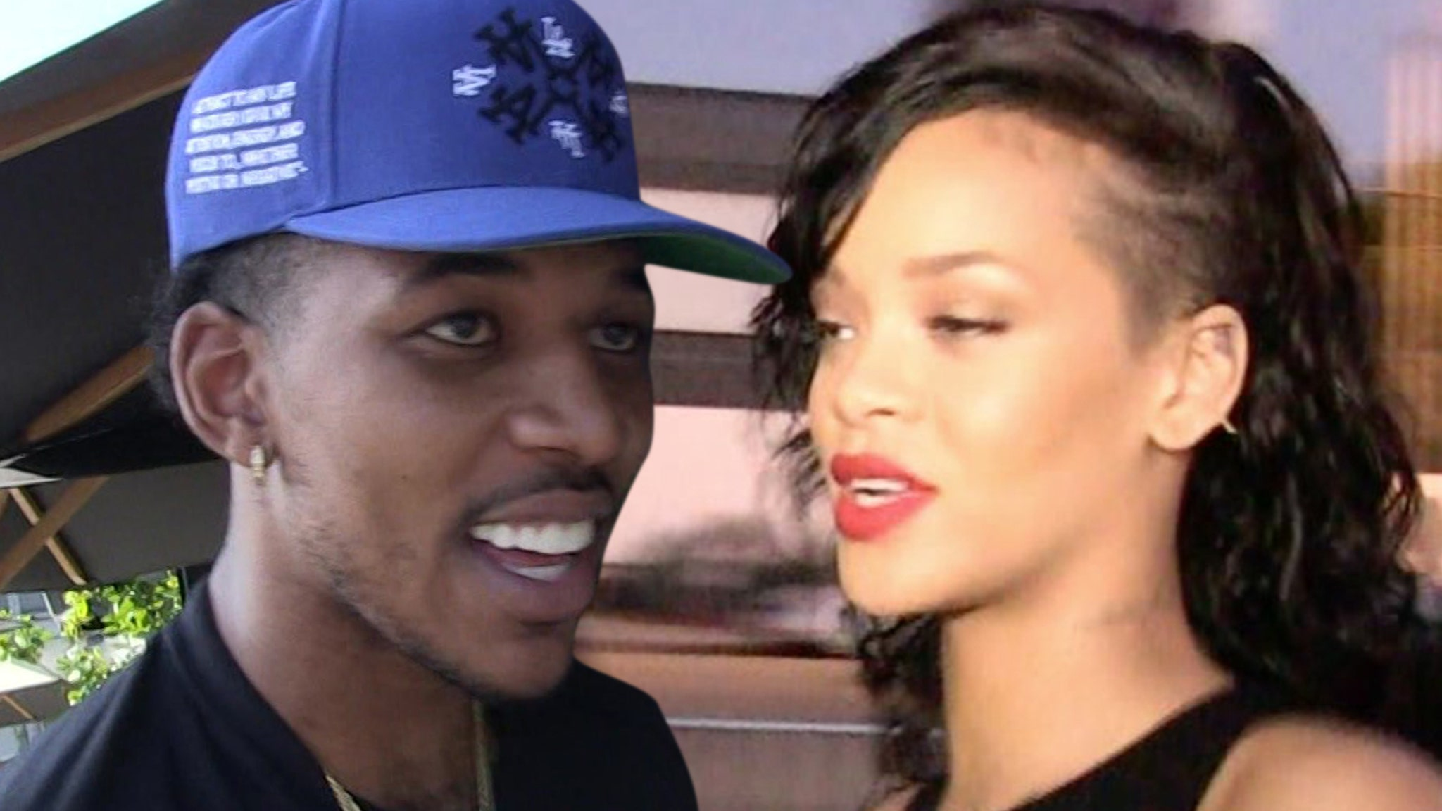 Nick Young Bricked His Shot with Rihanna While Dating Iggy Azalea