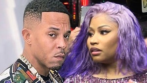 Nicki Minaj's Hubby Arrested, Indicted for Failure to Register as Sex Offender