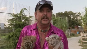 Joe Exotic's Pink Shirt from 'Tiger King' for Sale, G.W. Zoo Certified