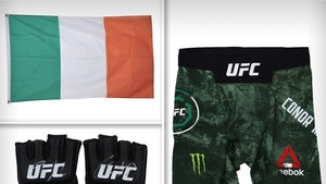 Conor McGregor Auctioning Used Gear from Cowboy Cerrone Fight, Prices Explode