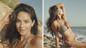 Jared Goff's GF Christen Harper Auditions for S.I. Swimsuit with Fire Video!