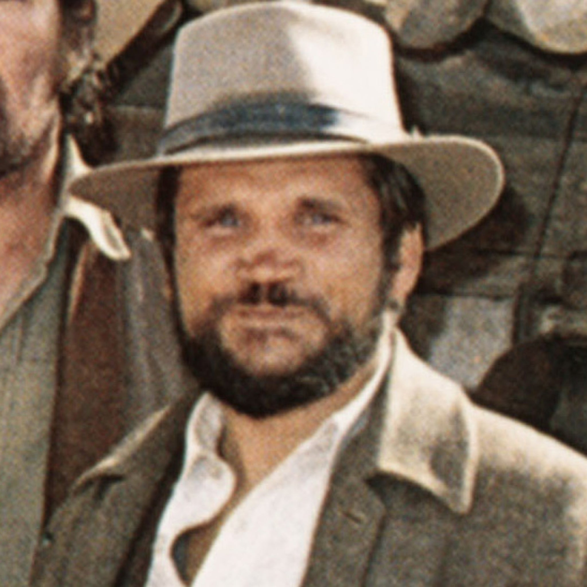 Flat Nose Curry in 'Butch Cassidy and the Sundance Kid' 'Memba Him?!