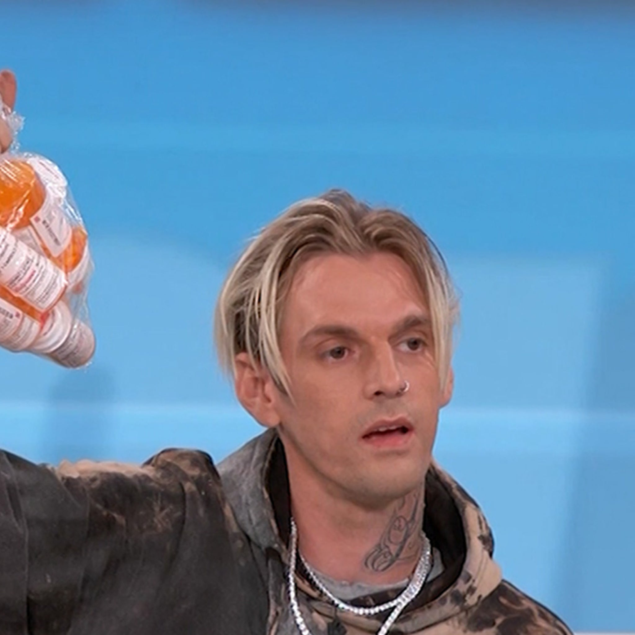 Aaron Carter Reveals His Mental Illness Diagnosis on 'The Doctors'