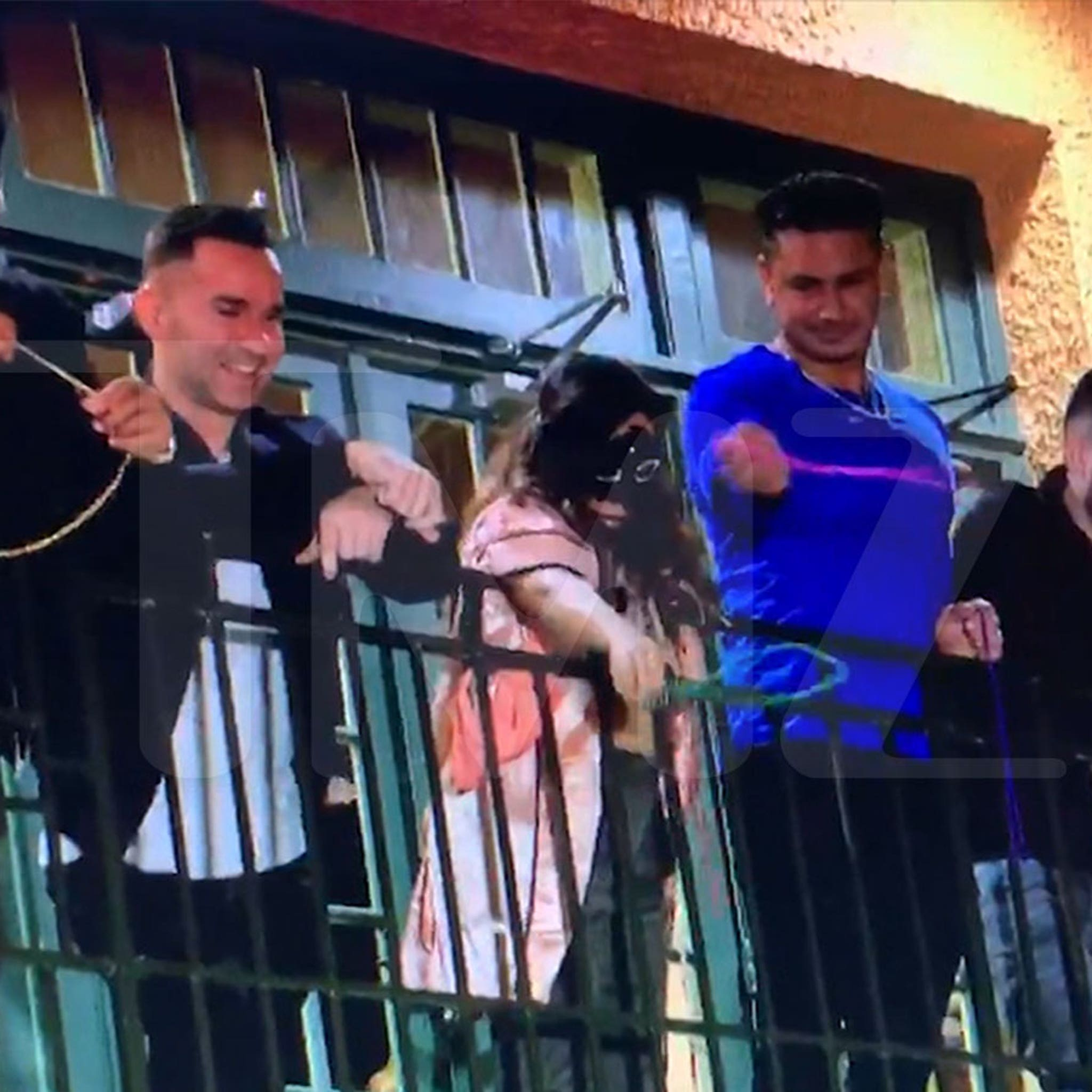 'Jersey Shore' Cast Parties in New Orleans For Angelina's Bachelorette