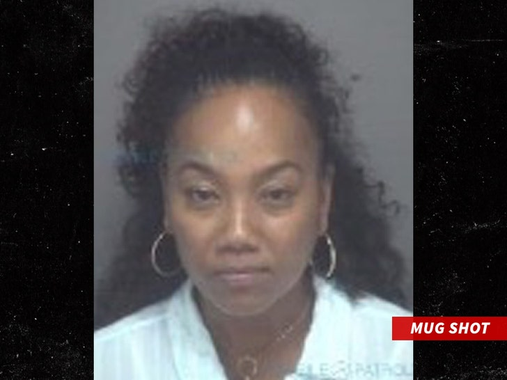 'The Wire' star Sonja Sohn arrested for coke possession