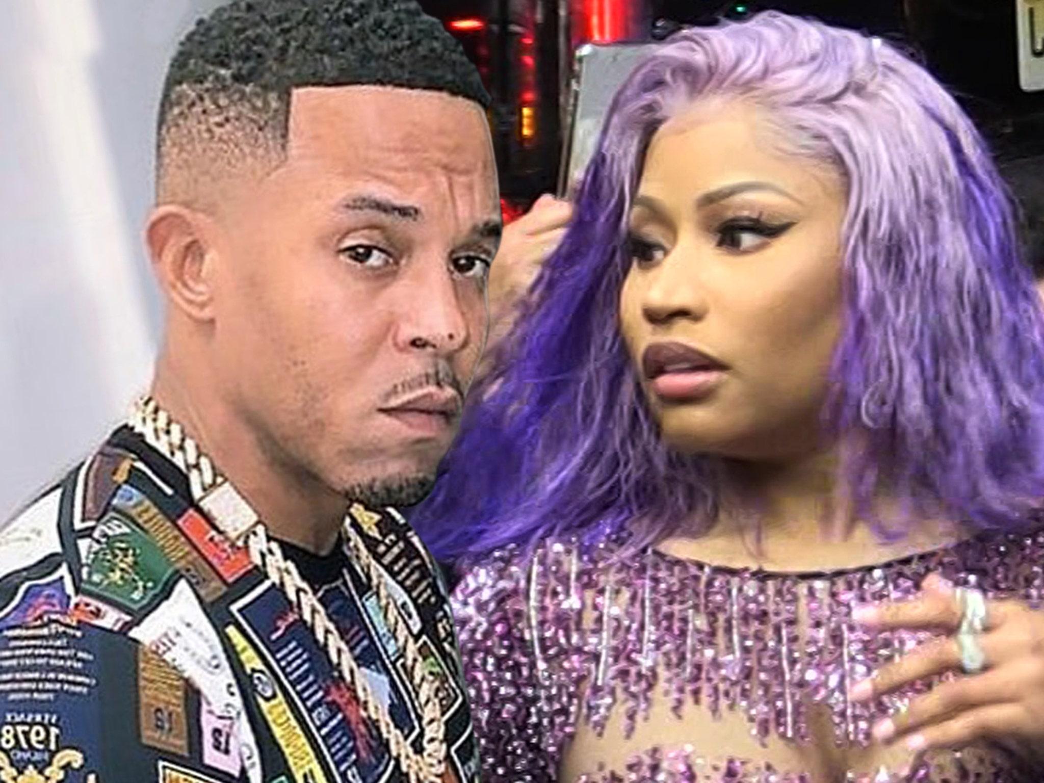 Minaj husband nicki Nicki Minaj