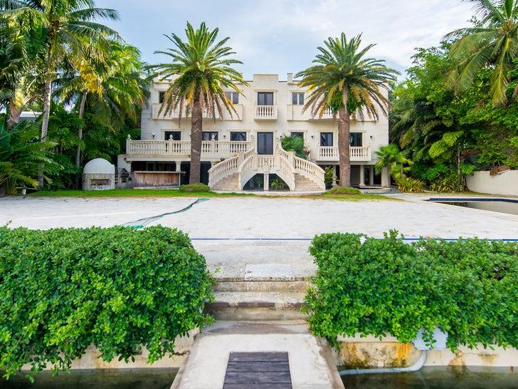 Birdman's Miami Mansion -- $OLD!