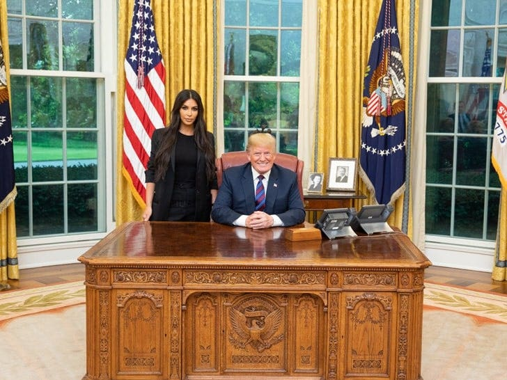 Kim Kardashian's Work in Prison Reform