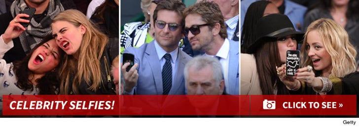 Celebrity Selfies!