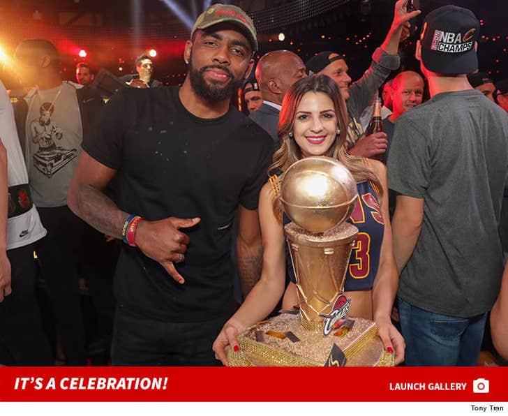 Cleveland Cavaliers -- It's a Celebration!