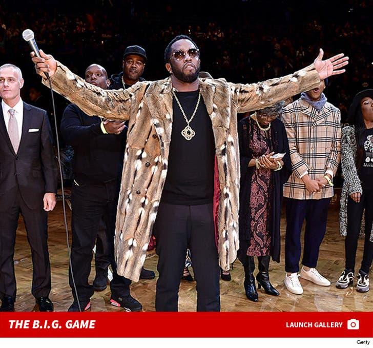Brooklyn Nets -- the B.I.G. Game