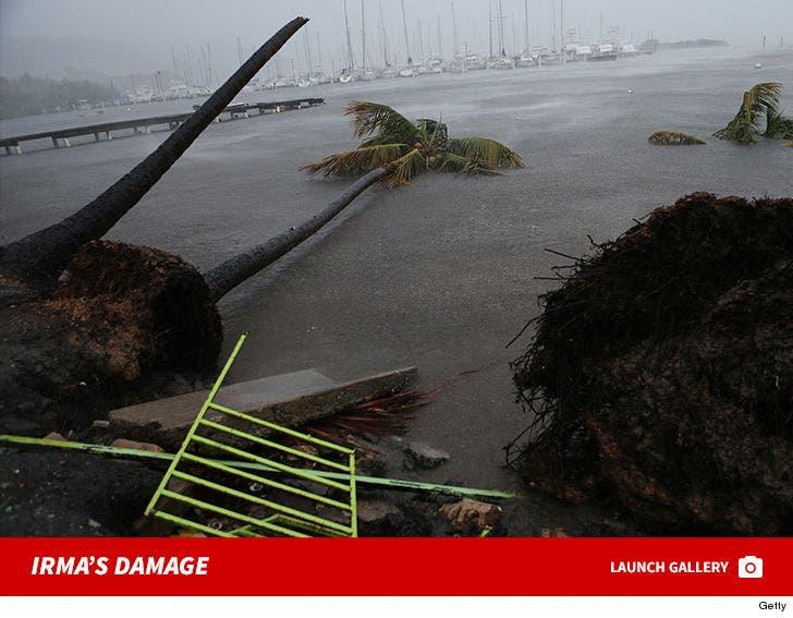 Hurricane Irma Damages
