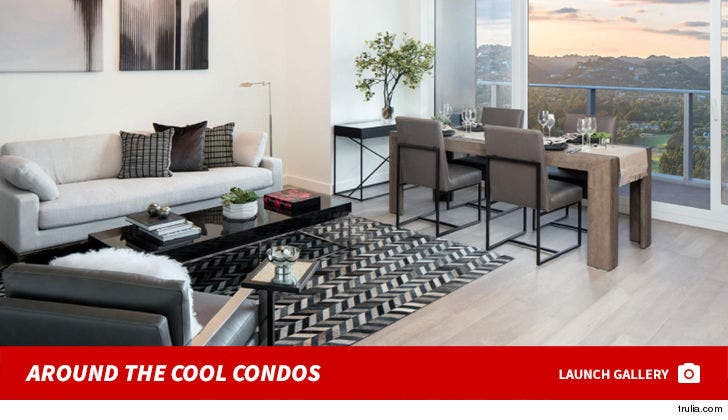 Tamar Braxton's Cool Condo