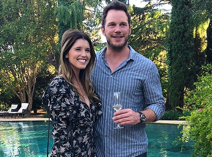 Katherine Schwarzenegger Hits the Town w/ Engagement Bling After