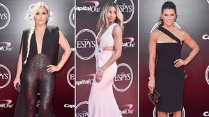 2016 ESPYs -- Huge Stars, Hot Bodies ... And See-Through Dresses (PHOTO GALLERY + VIDEOS)