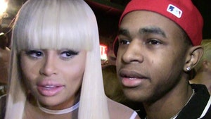 Blac Chyna and YBN Almighty Jay Are Not Getting Back Together
