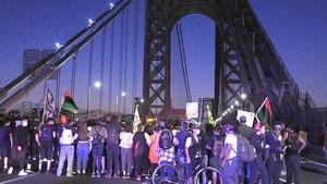 BLM Protesters Shut Down George Washington Bridge in New York City