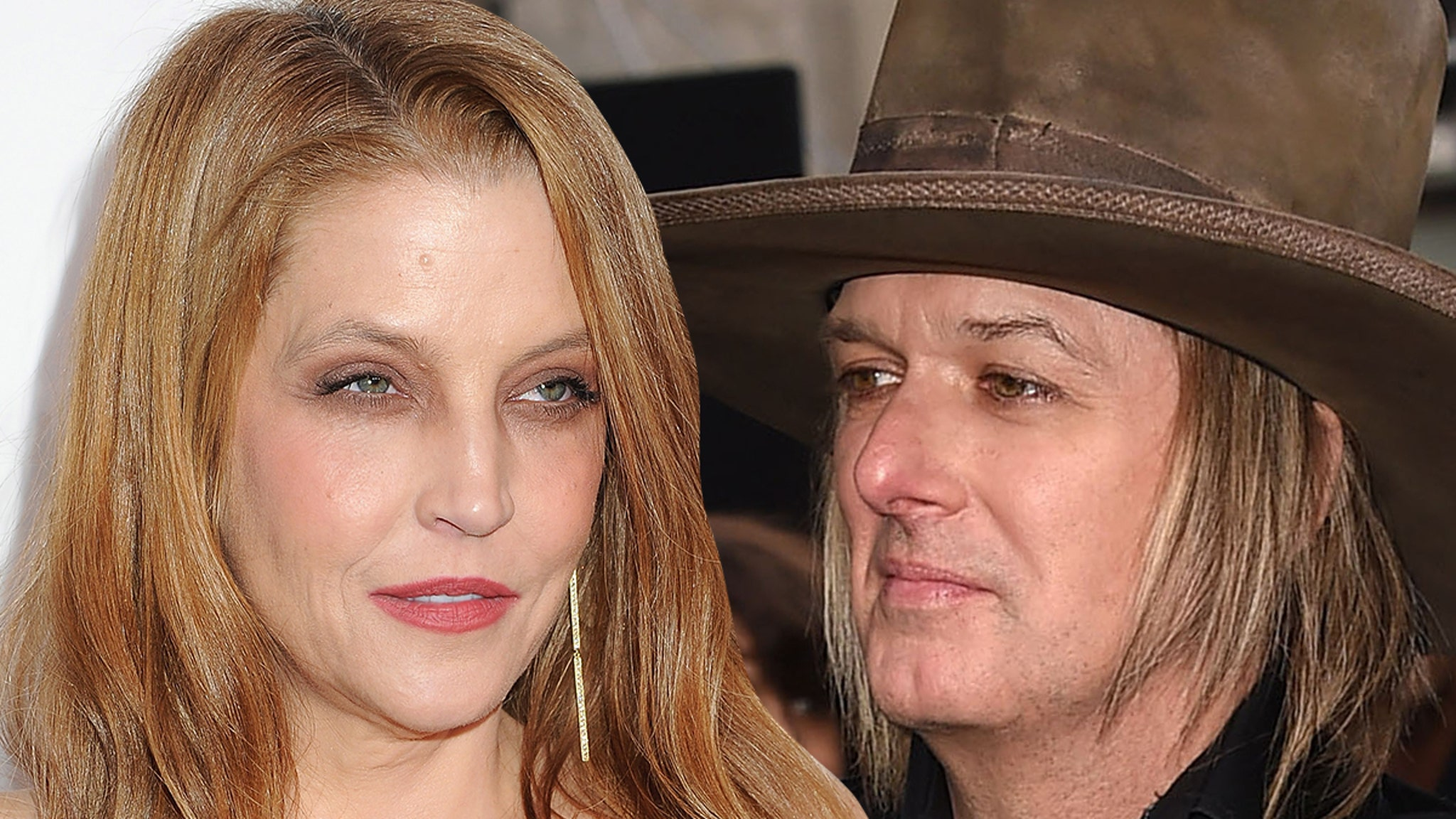 Lisa Marie Presley My Ex Won't Let Me Move On ... Make Me Single, Judge!!!