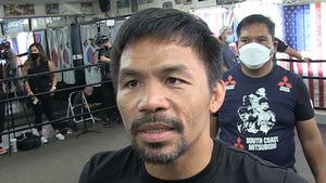 Manny Pacquiao's Not Interested In Jake Paul Fight, Open To Mayweather Rematch