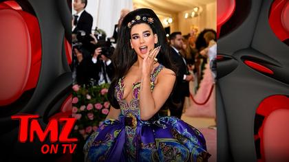 Dua Lipa Missing Met Gala to Shoot First Movie | TMZ TV.jpg