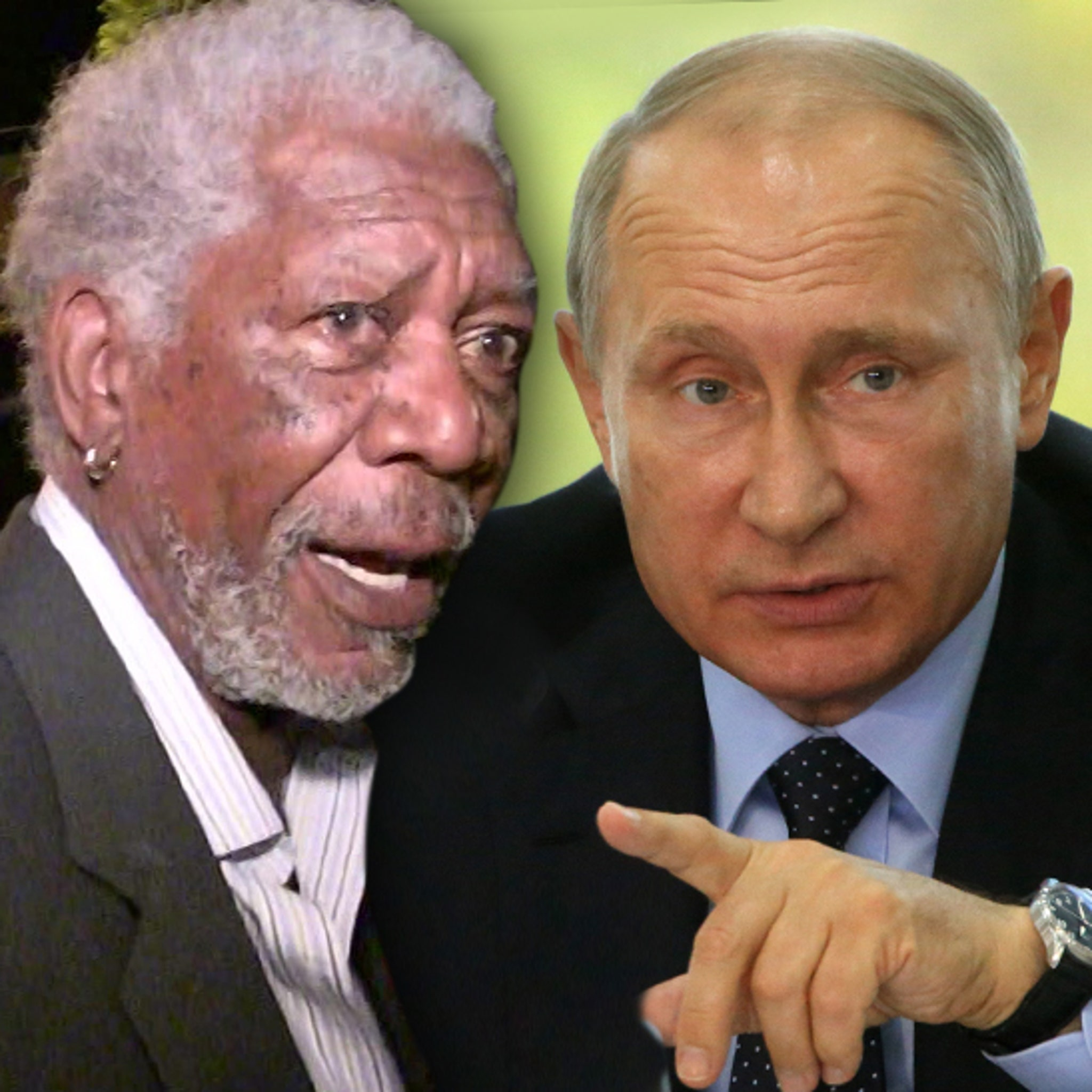 Morgan Freeman Pisses Off All Of Russia With Anti Putin Video Says Russian News