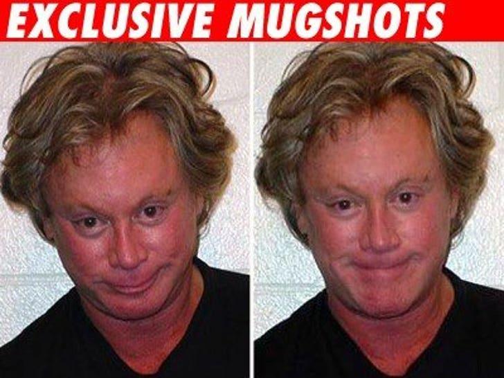 Best Mugshot Ever -- Except Maybe Nolte